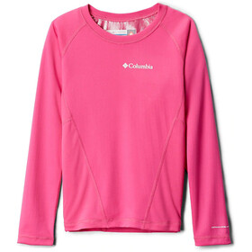 Columbia Midweight Crew 2 Sous-vêtement Adolescents, pink ice